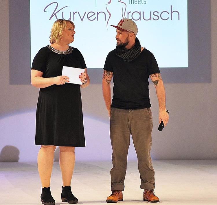 Wave Präsentation Andrea Göpel und Founder Marc Rohde