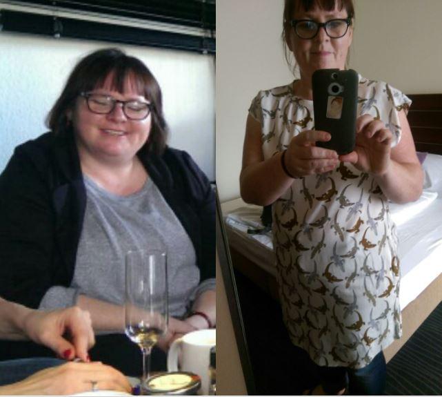 Wave Erfolgsgeschichten, Abnehmerfolge Plus Size Fitness Tina